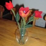 filtede tulipaner